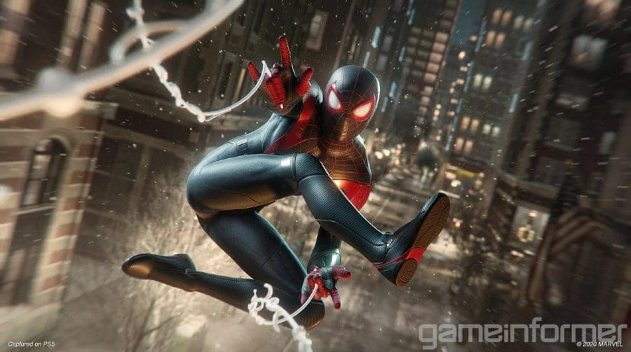 Insomniac libera screenshots incríveis de Marvel's Spider-Man Miles Morales