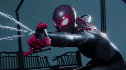 Marvel's Spider-Man Miles Morales pode ter patch