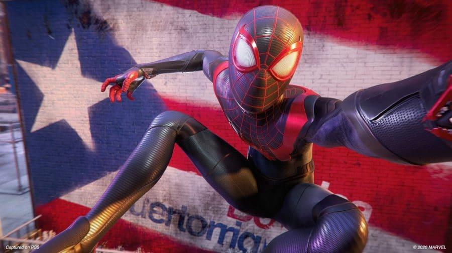 Titan Books lançará prequel e artbook de Marvel's Spider-Man Miles Morales