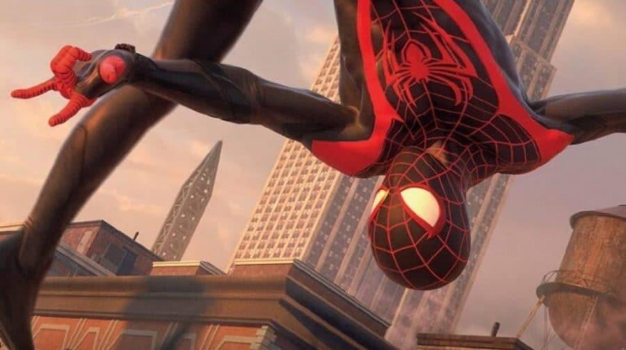 Marvel's Spider-Man Miles Morales não terá telas de carregamento no PS5