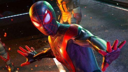 Crashes em Spider-Man Miles Morales não têm risco ao PS5, diz Insomniac