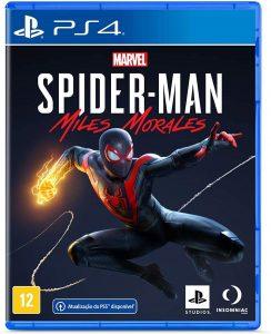 Mavel's Spider-Man Miles Morales de PS4