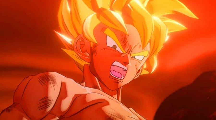 Novo modo de Dragon Ball Z: Kakarot colocará o jogador contra uma horda de inimigos