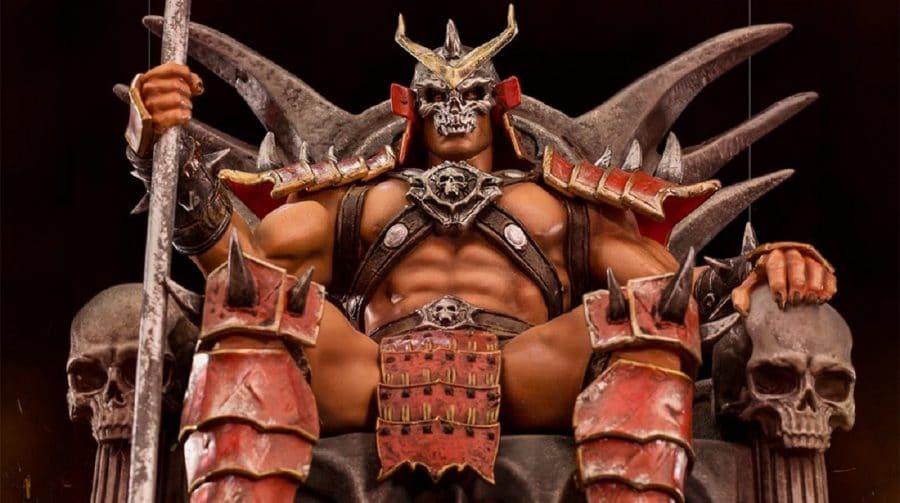 Iron Studios e QMX revelam novos bonecos inspirados em Mortal Kombat