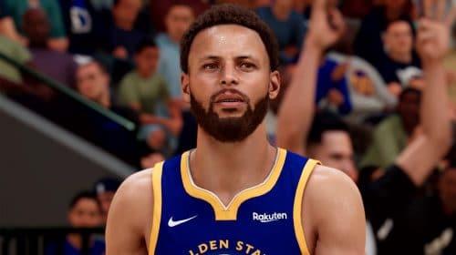 NBA 2K21 se aproveitará do DualSense para transmitir a fatiga dos atletas
