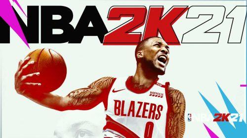 NBA 2K21 no PS5 estreará na mesma data do console