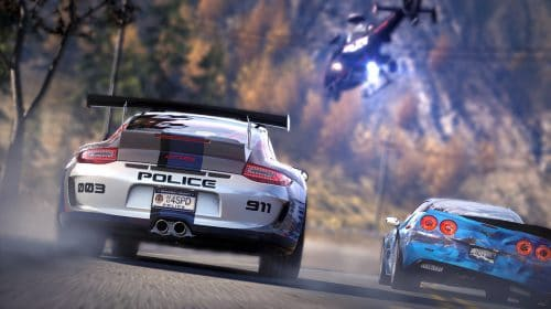 EA anuncia Need for Speed Hot Pursuit Remastered para PS4