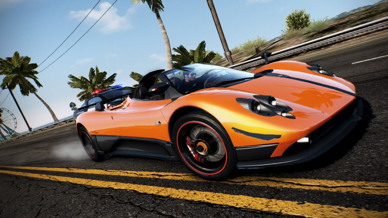 Gameplay de Need for Speed Hot Pursuit Remastered