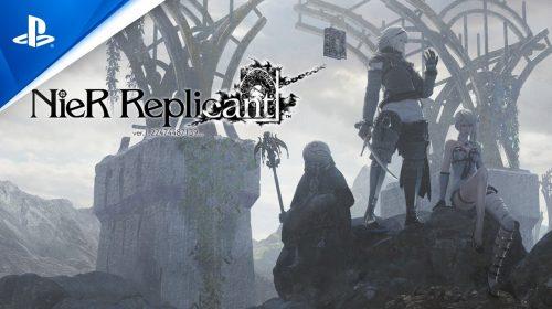 Imagens de NieR Replicant destacam como estão os cenários remasterizados