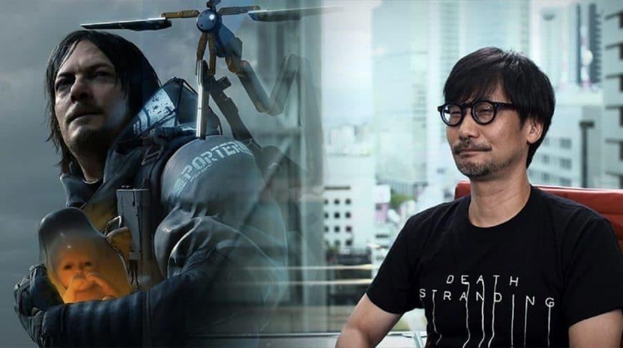 Novo jogo do Kojima já em desenvolvimento!