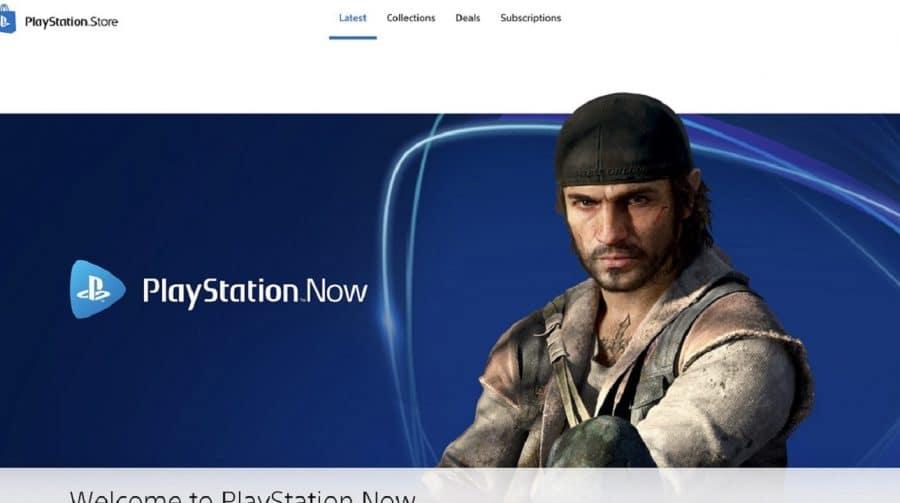 Imagens do novo site da PlayStation Store aparecem na Internet