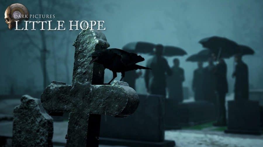 Novo trailer de Little Hope mostra mais dos terrores do jogo