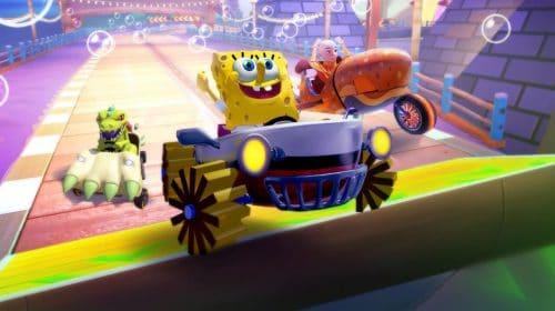 Novo rival de Mario Kart e CTR, Nickelodeon Kart Racers 2: Grand Prix estreia nesta terça-feira (06)