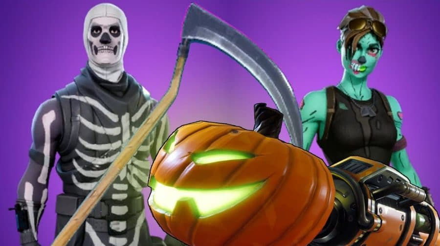 Novo evento de Fortnite traz Halloween ao Modo Criativo