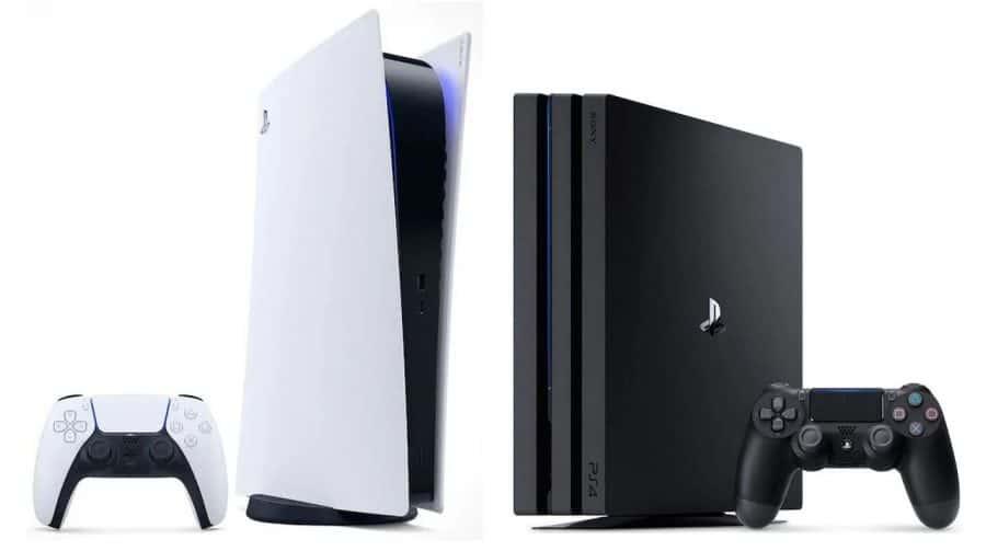 Sony adiciona ícone que identifica se o usuário está jogando no PS4 ou PS5