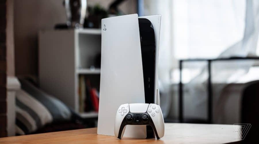 Olha o monstro saindo da jaula! Veja novas imagens do PlayStation 5