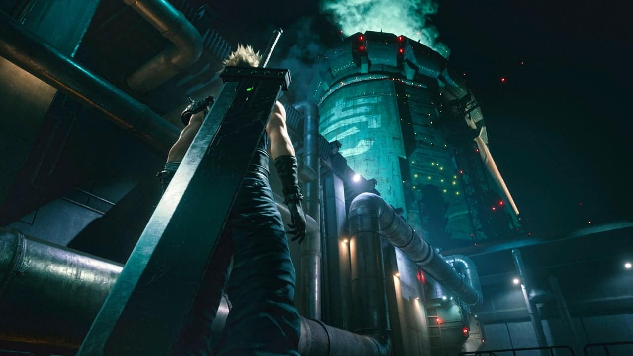 Patch de Final Fantasy VII Remake