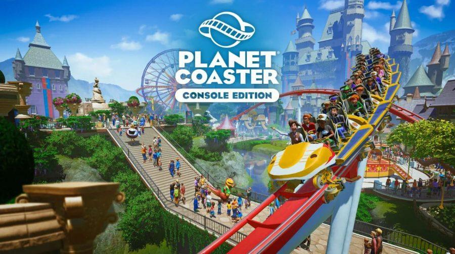 Planet Coaster: Console Edition terá upgrade gratuito do PS4 ao PS5