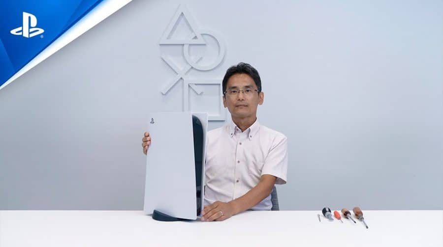 Monstro: Sony mostra como é o PlayStation 5 por dentro