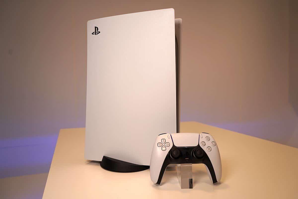 Novas Imagens do PlayStation 5 - 1