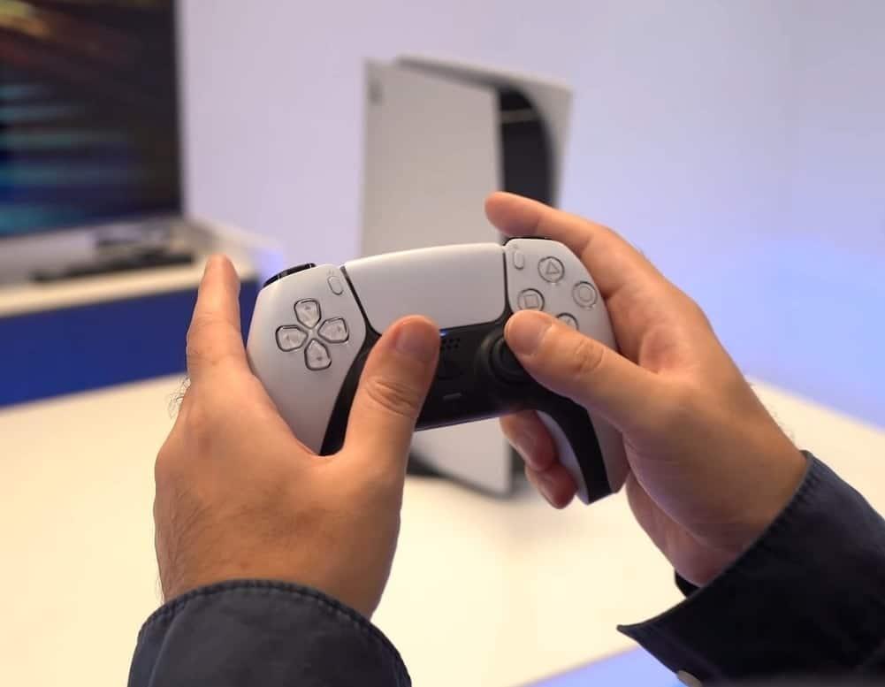 Novas Imagens do PlayStation 5 - 3