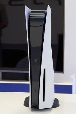 Novas Imagens do PlayStation 5 - 5