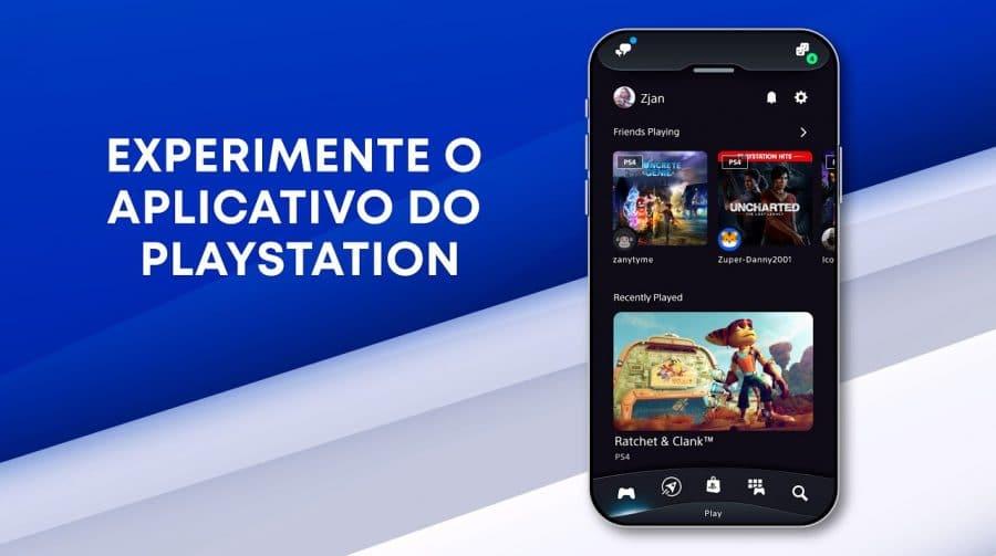 Sony apresenta o novo PlayStation App, disponível ainda hoje (28)