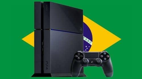 PlayStation no Brasil tem um