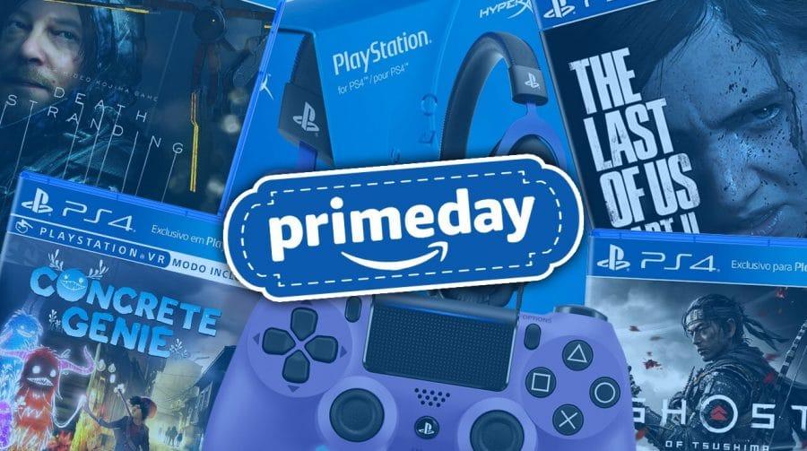 COMEÇOU! Prime Day traz MUITOS descontos para os gamers
