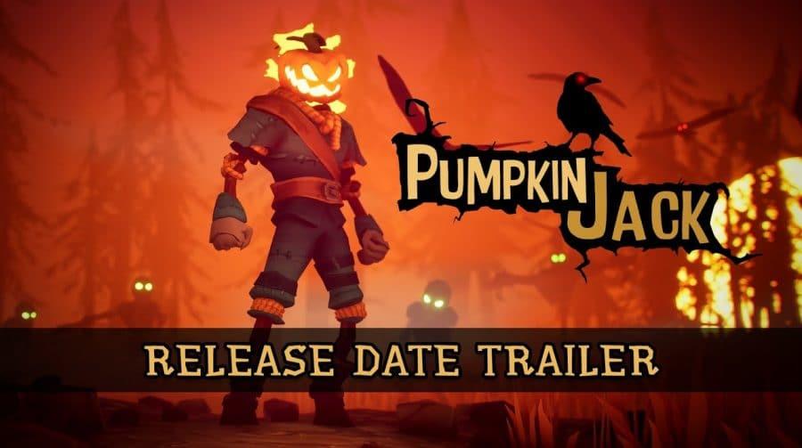 Inspirado em MediEvil, Pumpkin Jack chegará mais tarde ao PS4