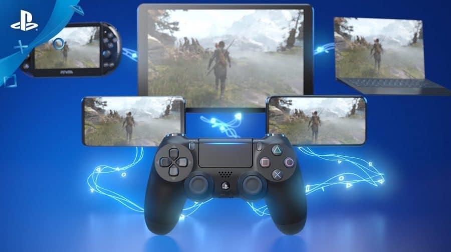 Remote Play do PS4 funcionará no PS5, mas sem Boost Mode