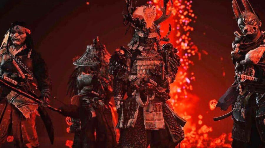 Raid de Ghost of Tsushima: Lendas chega no dia 30 de outubro