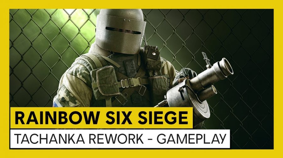 Ubisoft revela atualização de gameplay do Tachanka, de Rainbow Six Siege