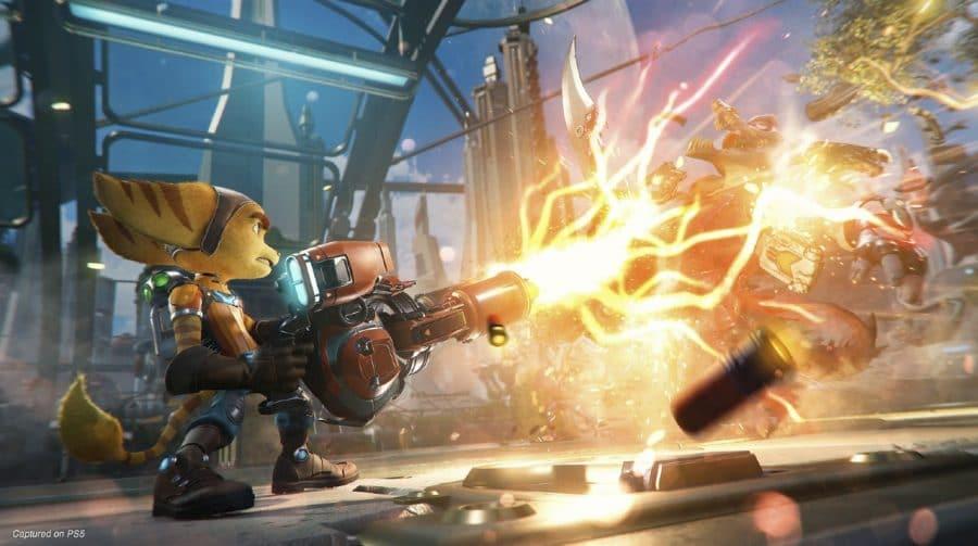Ratchet & Clank: Rift Apart terá ray tracing e novas mecânicas de gameplay