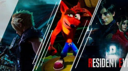 Refeitos com sucesso: 10 remakes de respeito no PlayStation 4