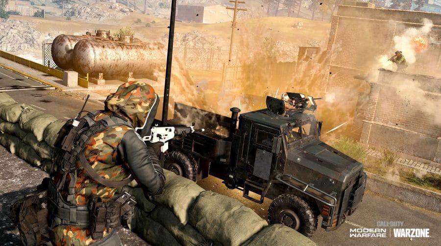 Segredo em Call of Duty Warzone desbloqueia skin exclusiva