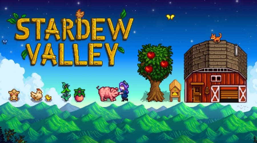 Co-op splitscreen chegará em update de Stardew Valley