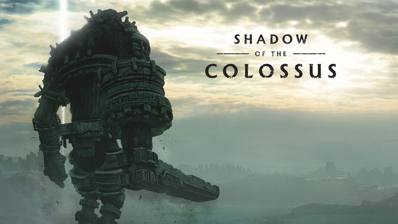 Imagem de um titã do jogo Shadow of The Colossus, da Bluepoint Games