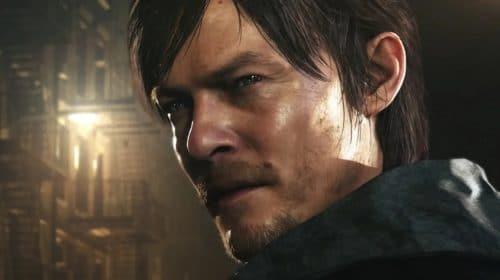 P.T., a lendária demo de Silent Hills, não será jogável no PS5