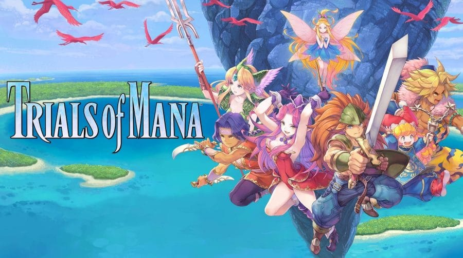 Update de Trials of Mana adiciona modo muito difícil e mais