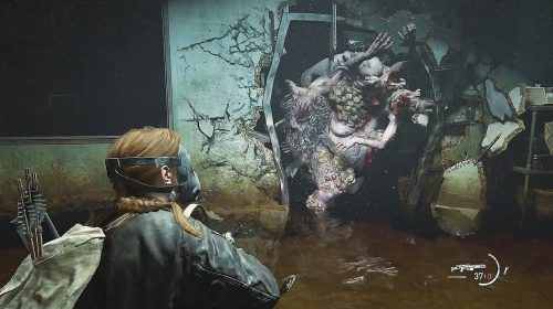 Chefão de The Last of Us 2 foi inspirado em God of War e Bloodborne