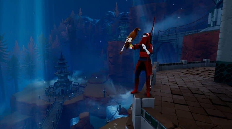 The Pathless será um jogo de lançamento do PS5, anuncia Giant Squid