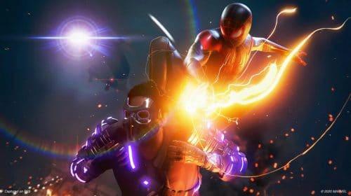 Miles troca mensagens com Ganke Lee em novo teaser de Spider-Man Miles Morales