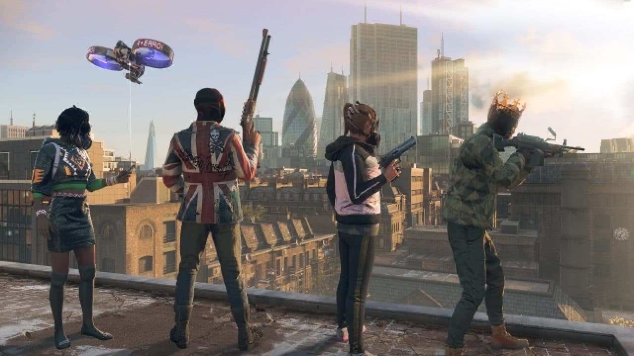 Trailer de Watch Dogs Legion