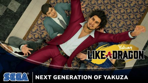 Trailer de Yakuza: Like a Dragon destaca recursos da next-gen