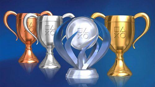 Atualização no sistema de troféus de PlayStation já está no ar