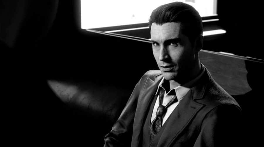 Bem cult! Update de Mafia: Definitive Edition adiciona modo em preto e branco