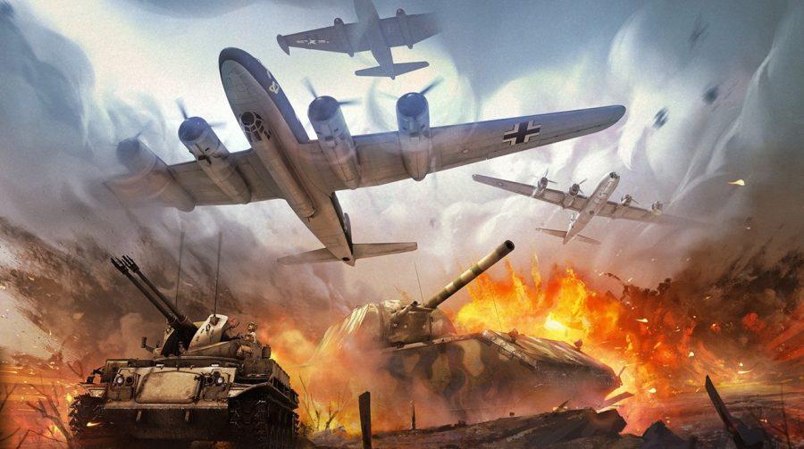 Guerra na next-gen! War Thunder chegará ao PS5 e Xbox Series