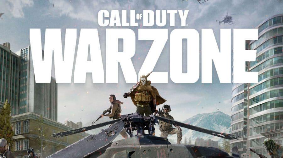 Warzone será integrado a Call of Duty: Black Ops Cold War em dezembro