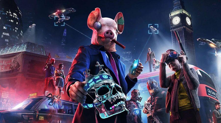 Multiplayer de Watch Dogs Legion é adiado para início de 2021